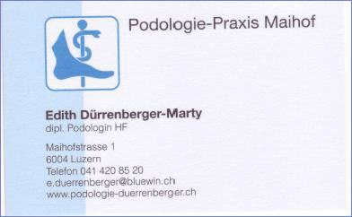 Podologie Dürrenberger